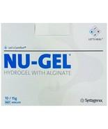 NU-Gel Alginate Hydrogel 15g x 10 - $49.75