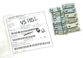 LOT OF 12 NEW KHS KISTERS, INC. K0073914000 FIXING PLATES