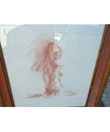 Nude Brigitte Bardot 70s ~ Study of Brigitte ~ Rare A/P signed ~ Connie King Art - $299.99