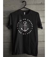 Hope is an Anchor Men's T-Shirt - Custom (1035) - $19.12 - $21.82