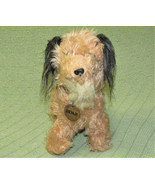 Vintage DAKIN BENJI 1978 Dog Plush Stuffed Puppy with Collar & METAL NAM... - $24.75