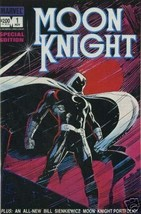 MOON KNIGHT,SPECIAL EDITION,1983 NOV, ISSUE 1 [Unknown Binding] [Jan 01,... - $4.89