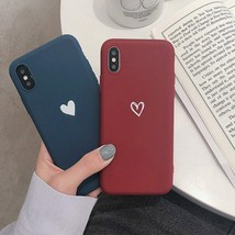 Xiaomi Mi Max 3 2 Mix 2s 5X 6X A1 A2 Love Heart Print Back Cover For Xiaomi - $2.49