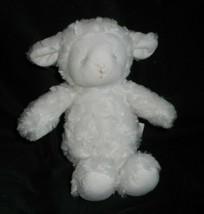 CARTER'S Bebé Musical Blanco Cordero Mary Had a Little Lamb Peluche Plush Toy - $32.24
