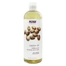 NOW Foods Castor Oil, 16 Ounces - $14.45