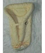 Ergo Baby Infant Organic Carrier Insert Cream  - $17.59