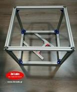 3d Printer aluminium frame kit for hypercube - $90.46