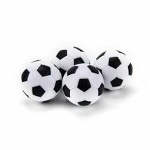 4pcs 32mm Plastic Soccer Table Foosball Ball Football Fooseball Ball Foo... - $5.69