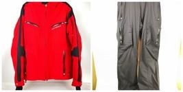 Bogner Fire + Ice Mens Ski Jacket US Size 40 (M) Red Pants Black Size 40... - $129.99