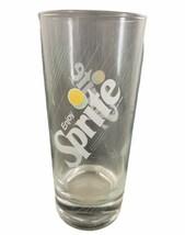 Sprite 10 Ounce Drinking Glass Small Collectible Rare Unique Glasses Kit... - $20.30