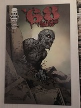'68 Hallowed Ground Horror Comic Book One Shot Image Cover B Variant VF+ - $3.59