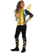 Rubie's Costume Kids DC Superhero Girls Deluxe Bumblebee Costume, Small - $67.76