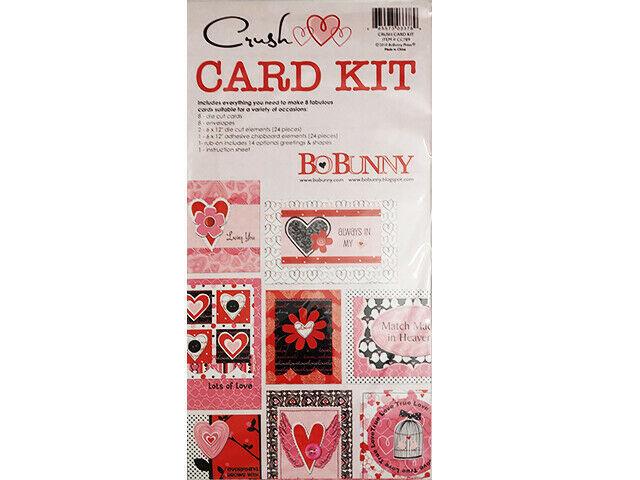 Bo Bunny Crush Card Kit #CC789