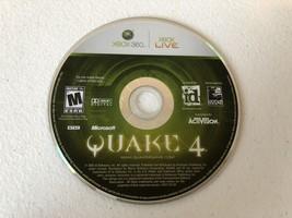 Quake 4 - Xbox 360 - Cleaned & Tested - $6.79