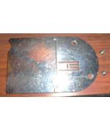 Sears Kenmore 158.523 Hinged Zig Zag Throat Plate #2765 w/Bobbin Cover #... - $20.00
