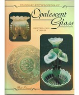 Opalescent Glass ID & Values- HB w/out dj-Bill Edwards-1995-158 pages - $12.50