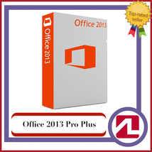 Microsoft Office 2013 Professional Plus Genuine License Key NEW for 1 PC... - $14.99