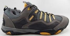 Eddie Bauer Blaine Men's Trail Casual Shoes Size US 12 M (D) EU 45.5 Gray Yellow
