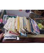 HAM Radio QSL cards large lot private collection US and more Maine - $120.33