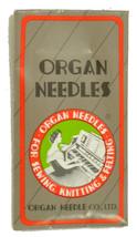 ORGAN Sewing Machine Needles Size 75/11 - $3.59