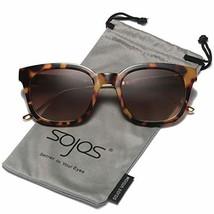 SOJOS Classic (02050c1 Tortoise Frame/Brown Polarized Lens|Multicoloured) - $25.87