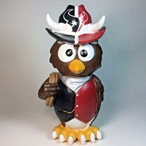 """Houston Texans 8.5"""" Resin Statue, Nfl Team Owl, Forever Collectibles, Figure. - $14.84"""