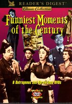 DVD Raeders Digest Classic Collection - FUNNIEST MOMENTS of The Century(... - $14.75