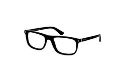 Prada Journal Eyeglasses VPR 03R c. 1BO1O1 in Matte Black 55mm - $130.89