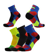 Men Women Basketball socks Ankle mens sports socks sweat breathable A Pa... - $8.67