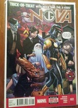 Nova Trick or Treat #022 with the X-Kids Marvel  - $9.89