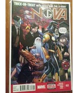 Nova Trick or Treat #022 with the X-Kids Marvel - $9.89