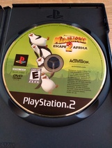 Sony PS2 Madagascar Escape 2 Africa image 3