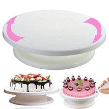 Plastic Cake Decorating Revolving Turntable For Christmas/New Year Gift - $18.81