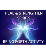 27X FULL COVEN HEAL, NURTURE & STRENGTHEN SPIRITS MAGICK 99 yr Witch CASSIA4 - $38.00