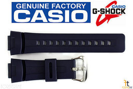 CASIO G-Shock G-100 Original Blue Rubber Watch BAND Strap G-2110 G-2310 G-2400 - $25.15