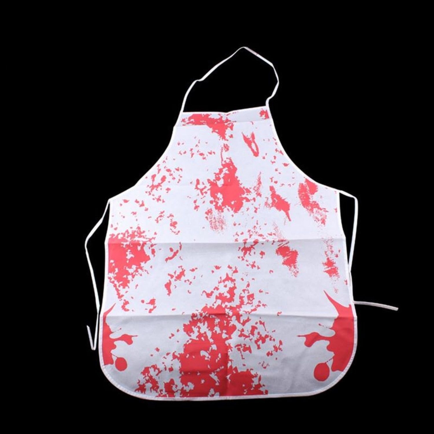 Carnival Costume Halloween Kitchen Chef Novelty Butcher Horror Fake Bloody Apron