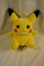 "Pokemon 8"" Pikachu Plush Doll Hasbro 1998 Vintage Original - $24.99"