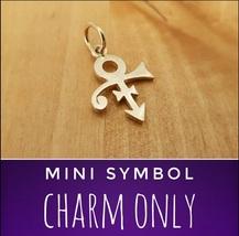 Charm Only - Mini -  Remembrance Symbol  - 925 Silver - $32.00