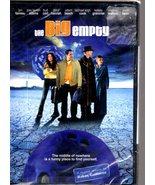 DVD - The Big Empty - $10.00