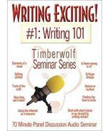 Writing Exciting 1: Writing 101 [Jul 31, 2001] Press, Timberwolf - $14.50