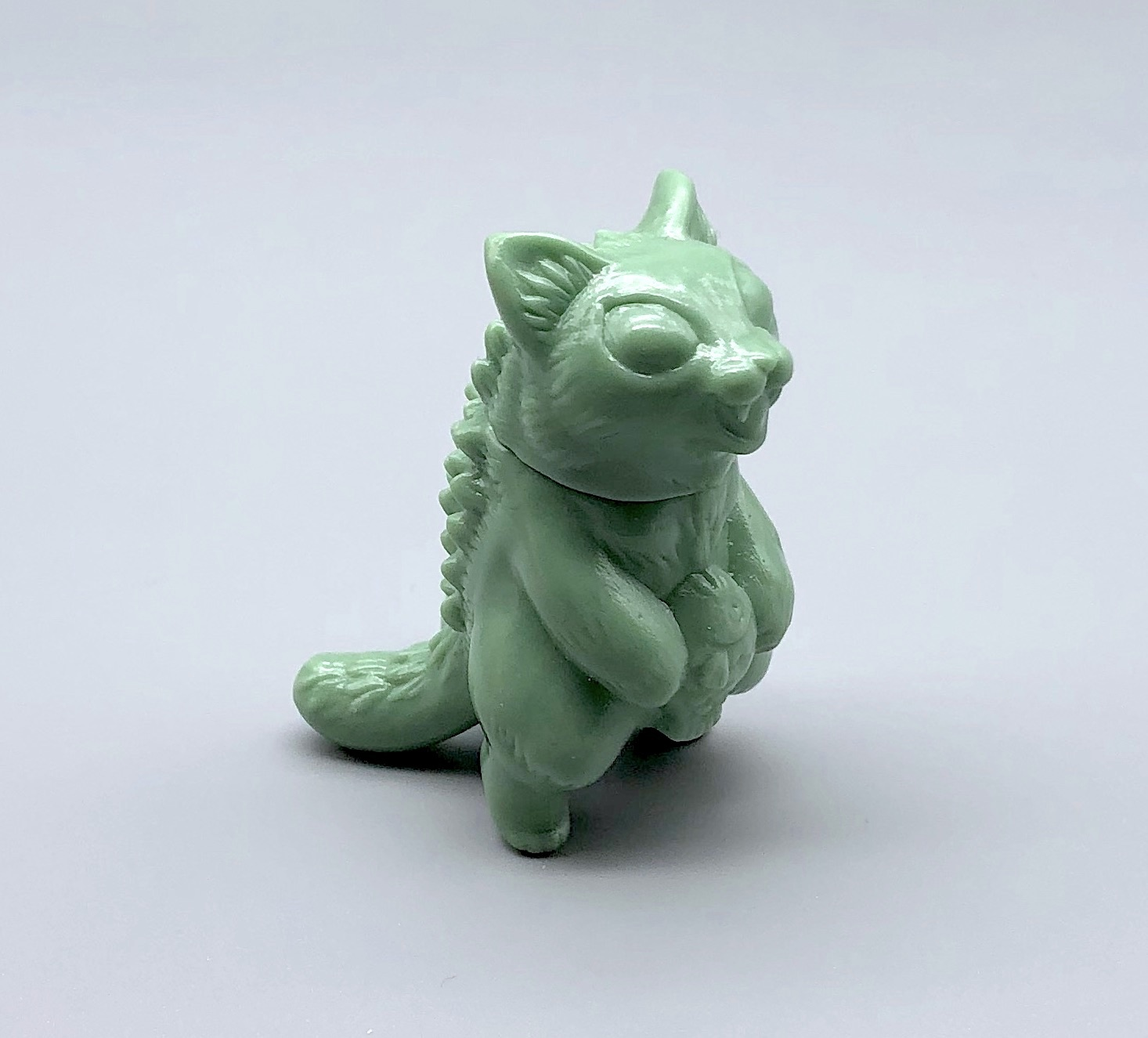 Max Toy Sage Green Micro Negora - Rare Color