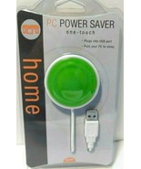 Home PC Power Saver one-touch (63-309) USB Port Puts PC To Sleep Sealed! - $3.98
