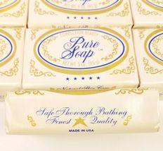 Cal Ben Soap Co Pure 3oz Bar Soap Lot of 10 Complexion Beauty Bar NEW - $49.95