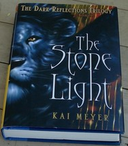The Stone Light, The Dark Reflections Trilogy, Book Two, BRAND NEW HARDC... - $9.89