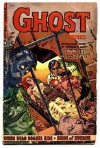 GHOST #7-FICTION HOUSE HORROR-1953 Pre-Code horror comic - $453.96