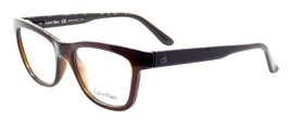 Calvin Klein CK5908 201 Women's Eyeglasses Frames Brown 51-18-140 + CASE - $90.00