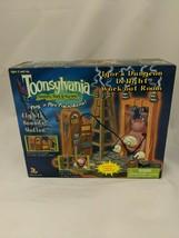 1998 Toonsylvania Igor's Dungeon Delight Workout Room Figure Lights Soun... - $10.88