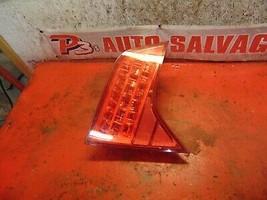 10 11 09 Honda Civic hybrid sedan oem drivers side left inner brake tail... - $12.86