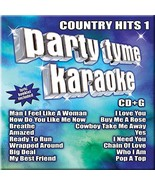 Party Tyme Karaoke: Country Hits [Karaoke] [Audio CD] Party Tyme Karaoke - $13.49