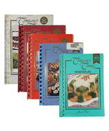 Book Bundle Company's Coming Jean Pare Starters Holiday Entertaining Veg... - $14.97
